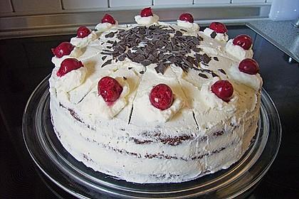 Schwarzwälder - Kirsch - Torte 135