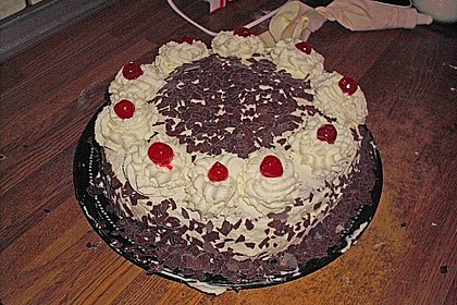 Schwarzwälder - Kirsch - Torte 86
