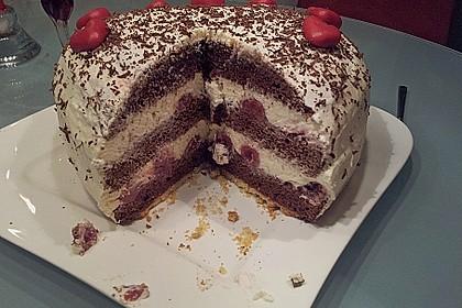 Schwarzwälder - Kirsch - Torte 131