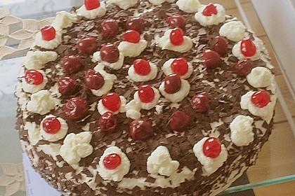 Schwarzwälder - Kirsch - Torte 143
