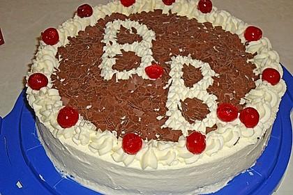 Schwarzwälder - Kirsch - Torte 45