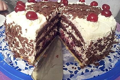 Schwarzwälder - Kirsch - Torte 44