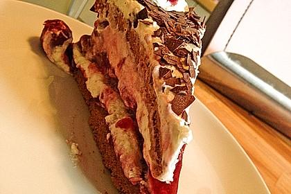 Schwarzwälder - Kirsch - Torte 147