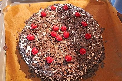 Schwarzwälder - Kirsch - Torte 70