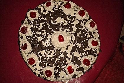 Schwarzwälder - Kirsch - Torte 57