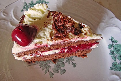 Schwarzwälder - Kirsch - Torte 71