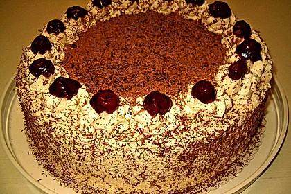 Schwarzwälder - Kirsch - Torte 97