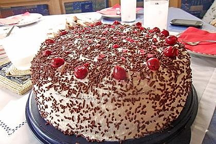 Schwarzwälder - Kirsch - Torte 117