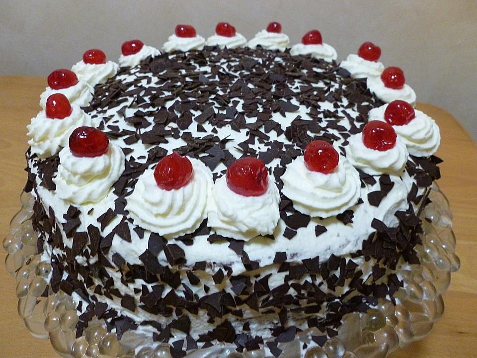 Schwarzwalder Kirsch Torte Von Henrietta Chefkoch De