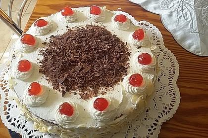 Schwarzwälder - Kirsch - Torte 140