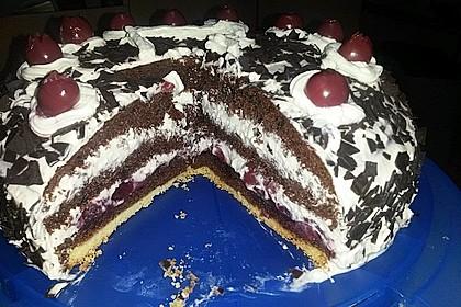 Schwarzwälder - Kirsch - Torte 67