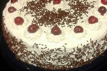 Schwarzwälder - Kirsch - Torte 130