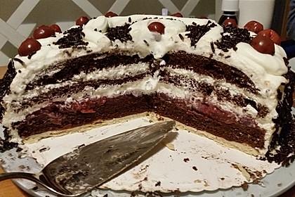 Schwarzwälder - Kirsch - Torte 153