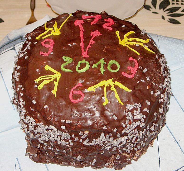 Silvester Torte Von Mima53 Chefkoch De