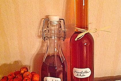 Mirabellen in Gin 3