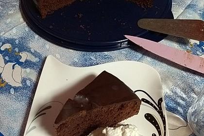Kroatischer Schokoladenkuchen Von Maus2301 Chefkoch De