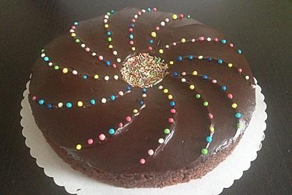 Kroatischer Schokoladenkuchen (Bild)