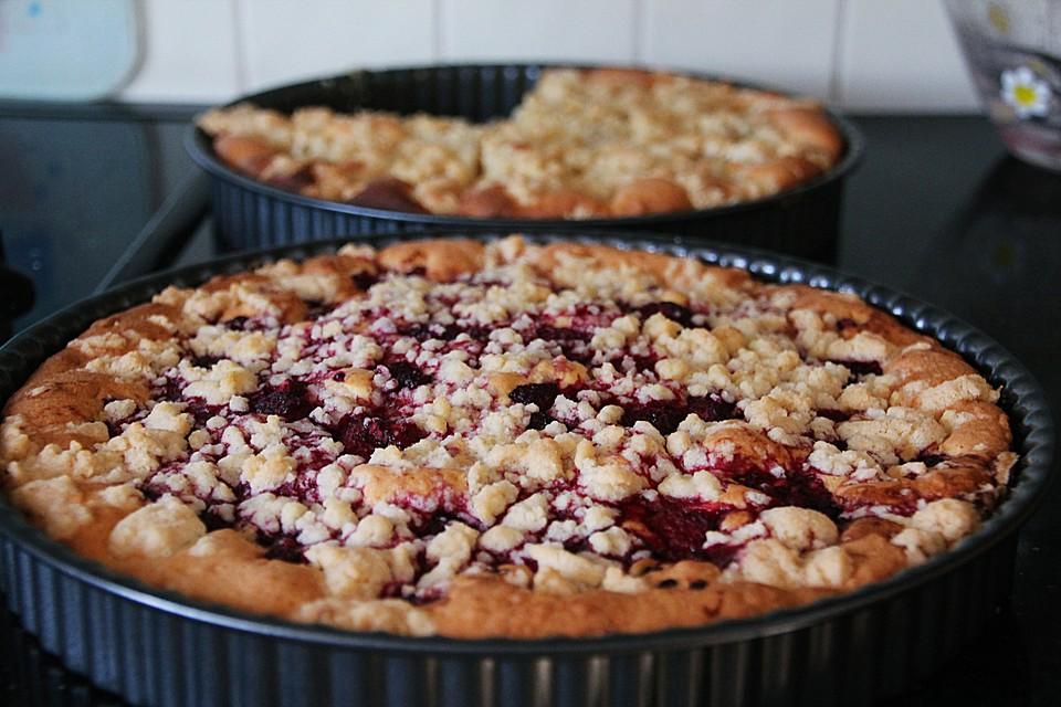 Obst Blechkuchen Von Fips01 Chefkoch De