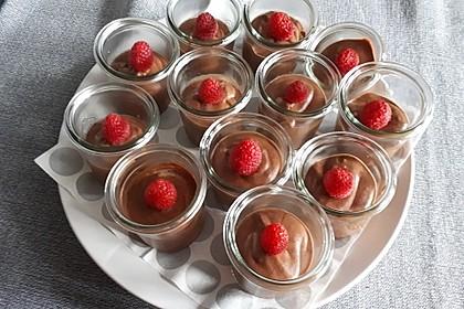 Mousse au chocolat 37