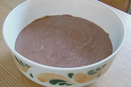Mousse au chocolat 86