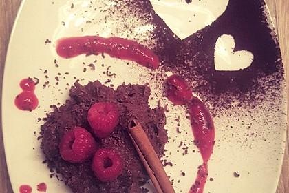 Mousse au chocolat (Bild)