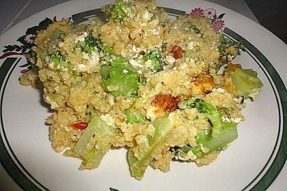 Hirse-Gemüse-Auflauf 16