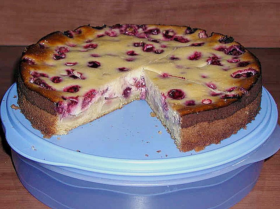 Apfel Beeren Kuchen Von Kuchenfee007 Chefkoch De