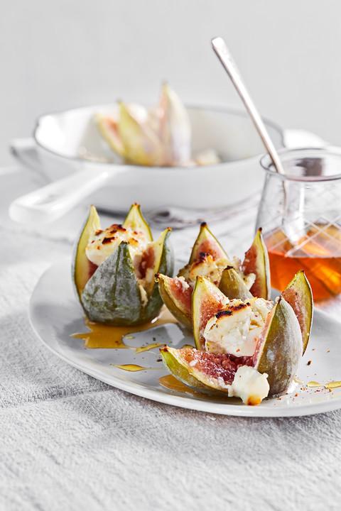 Feigen Mit Käse Und Honig Von Regine Chefkoch