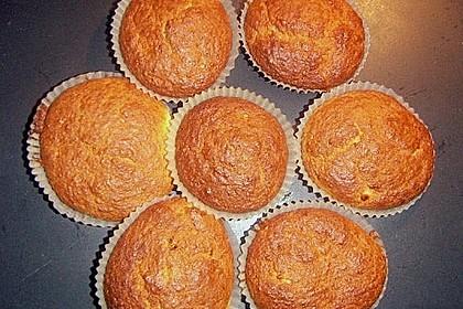Bananen - Joghurt - Muffins 8