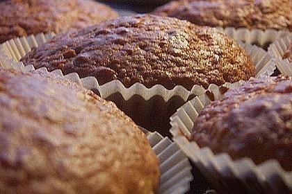 Bananen - Joghurt - Muffins 10