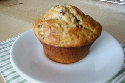 Bananen - Joghurt - Muffins 9