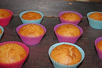 Bananen - Joghurt - Muffins 2