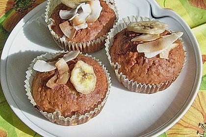 Bananen - Joghurt - Muffins 4