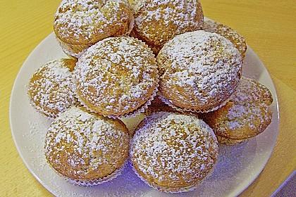 Bananen - Joghurt - Muffins 1