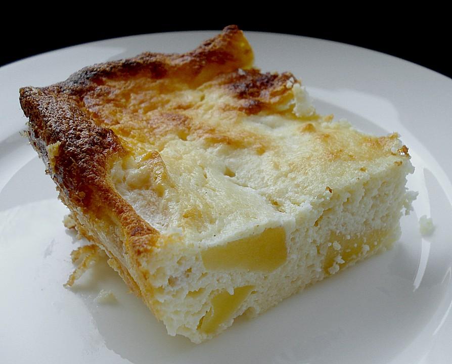 Apfel Quark Auflauf Von Whooly Chefkoch
