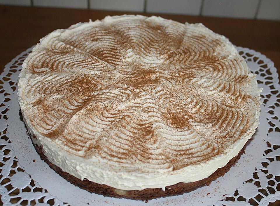 Schoko Birnen Kuchen Mit Schmand Von Henrietta Chefkoch De