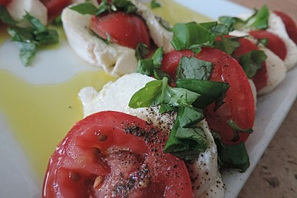 Mozzarella - Tomaten - Salat 58