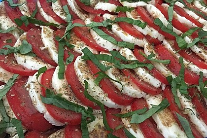 Mozzarella - Tomaten - Salat 46