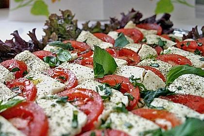 Mozzarella - Tomaten - Salat 4