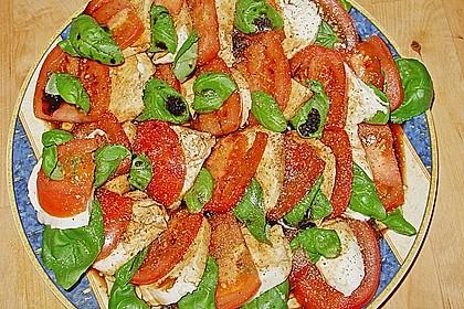 Mozzarella - Tomaten - Salat 53