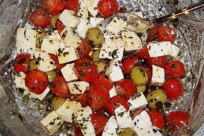 Mozzarella - Tomaten - Salat 78
