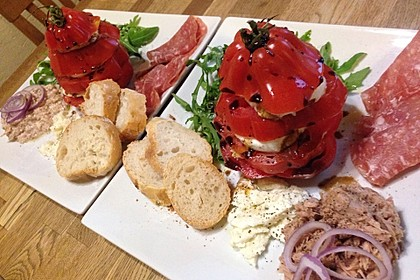Mozzarella - Tomaten - Salat 11