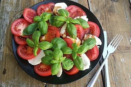 Mozzarella - Tomaten - Salat 36