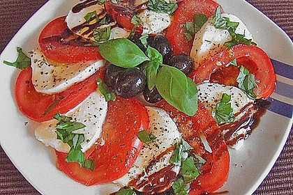 Mozzarella - Tomaten - Salat 20