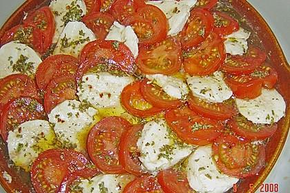 Mozzarella - Tomaten - Salat 50