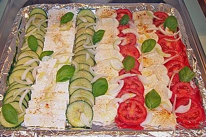 Mozzarella - Tomaten - Salat 64
