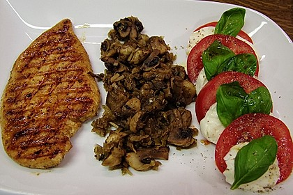 Mozzarella - Tomaten - Salat 21