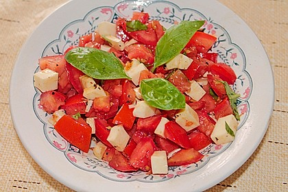 Mozzarella - Tomaten - Salat 61