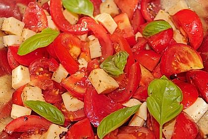 Mozzarella - Tomaten - Salat 56