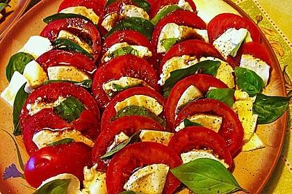 Mozzarella - Tomaten - Salat 18